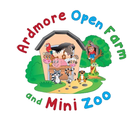 Open Farm and Mini Zoo Ardmore Waterford Retina Logo