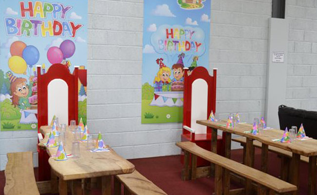 Birthday Parties Indoor Playground