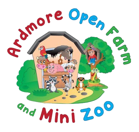 Open Farm and Mini Zoo Ardmore Waterford Mobile Retina Logo