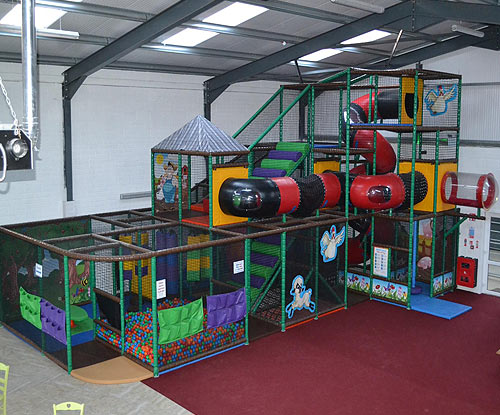 Indoor Playground Ardmore