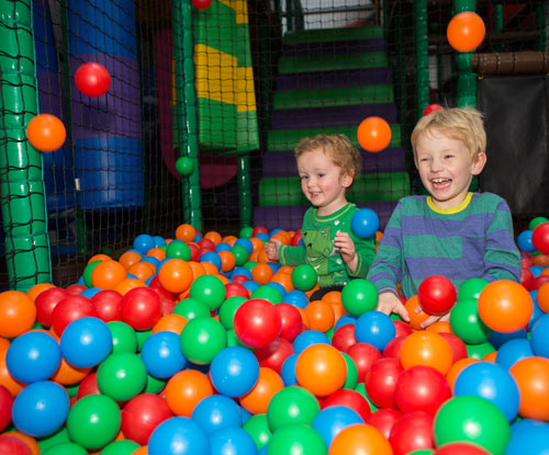 Indoor Playground Cork